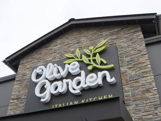 Olive Garden, 304 W. McGalliard Rd.