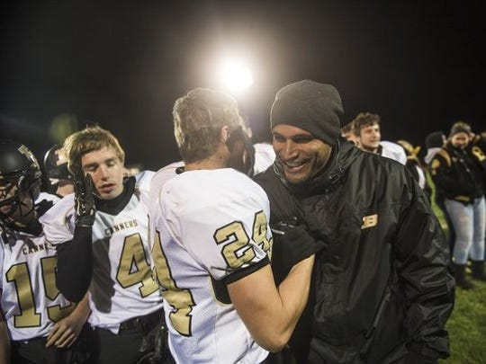 """Alex Ramos has concerns about the number of teams that can qualify for the District 3 Class 3A playoffs. """"There will be a team that goes 9-1 or 8-2 and doesn't make the playoffs and I do not agree with the let's-see-what-happens-if-it-happens approach,"""" he said."""