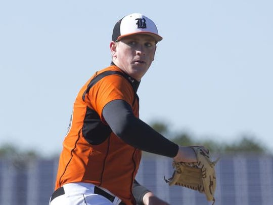 Barnegat lefthander Jason Groome and the Boston Red Sox have until Friday to reach a contract agreement.