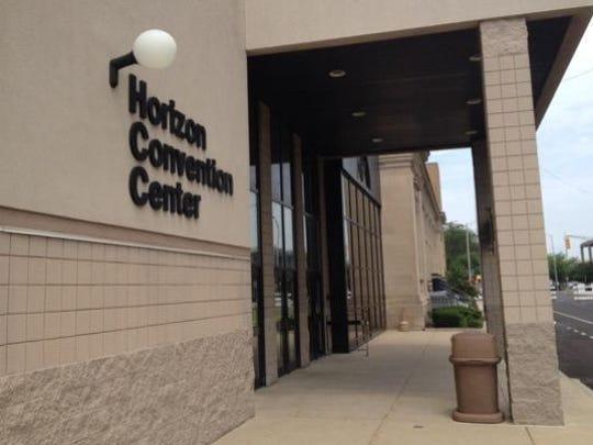 Horizon Convention Center, 401 S. High St.