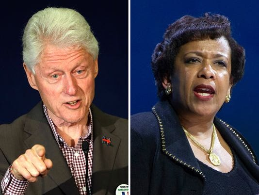 Clinton Lynch meeting