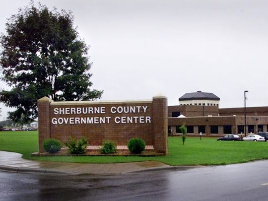 Sherburne County Government Center in Elk River.