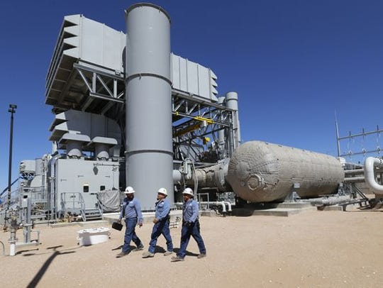 El Paso Electric's new Montana Power Station has added