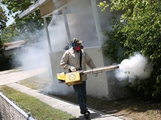 Zika fight.