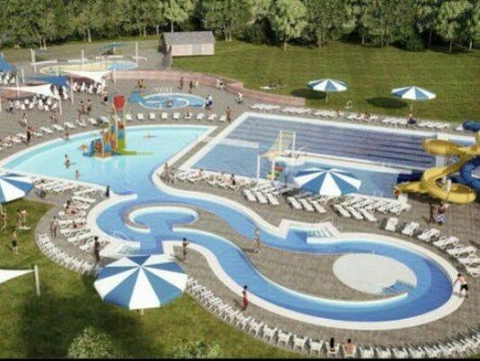 CPO-SUB-Aquatic Center layout