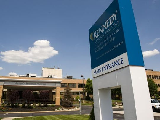 Kennedy Health and Jefferson Health have merged, hospital