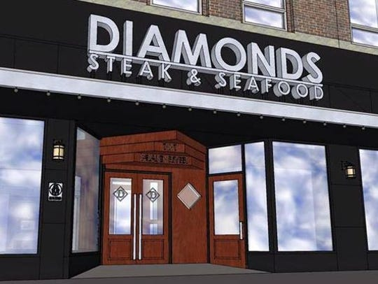 The new Diamonds is expected to open later this year.