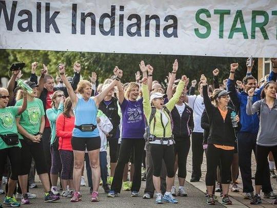 Walk Indiana 2015