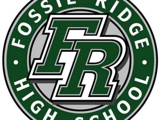 Fossil Ridge logo