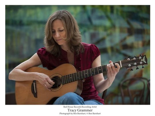 Singer-songwriter Tracy Grammer started her career in the late 1990s performing with Dave Carter. Since Carter's death in 2002, Grammer has been concentrating on preserving his legacy besides present her own songs. Grammer will play the Minstrel acoustic concert series this Friday, Sept. 2.