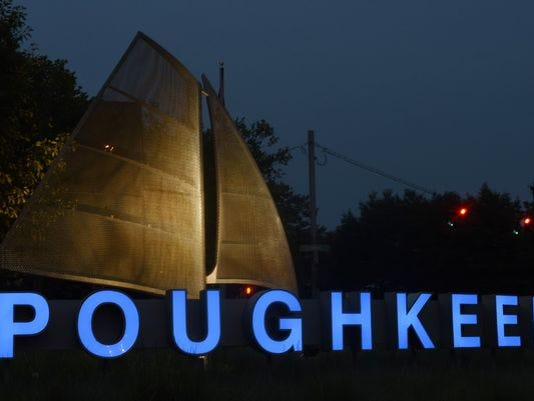 Poughkeepsie sign