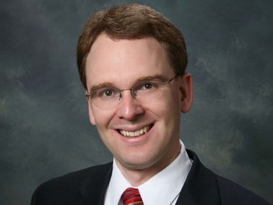 Outagamie County Executive Tom Nelson