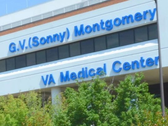 "At the G.V. ""Sonny"" Montgomery VA Medical Center in"