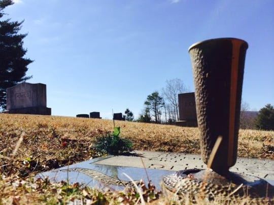 Green Hills Cemetery in West Asheville has had problems