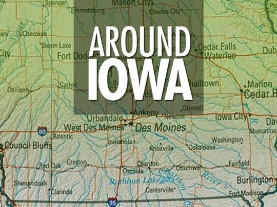 Around Iowa news.