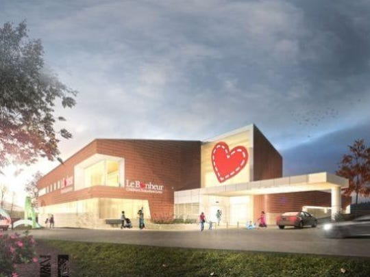 Le Bonheur breaks ground Tuesday for a new 30,000-square-foot facility in Jackson.