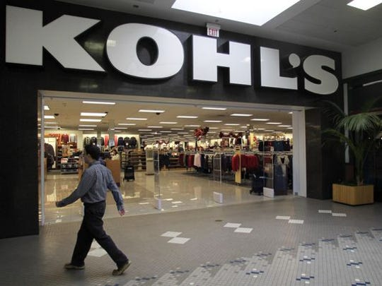 Kohl's announced it would hire 69,000 employees for the 2016 holiday hiring season.