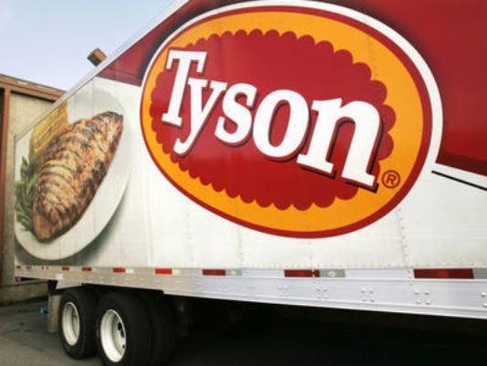 Tyson Foods recall