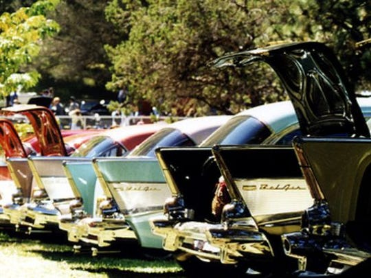 The 2016 Aspenfest Rod Run and Car Show is from 8 a.m.