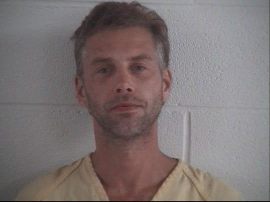 Shawn Grate, 42, had a long history of violence against women he dated before officials say he became a serial killer.