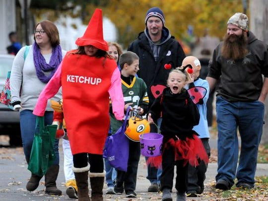 Bucyrus has moved its trick-or-treat hours, originally scheduled for Halloween, to 2-4 p.m. Saturday, Nov. 2.