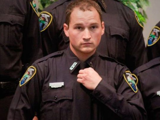 SPD officer Thomas LaValley was gunned down while responding