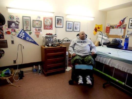 Samuel Rivera was left a quadriplegic after being injured when a Metro-North train derailed in 2013.