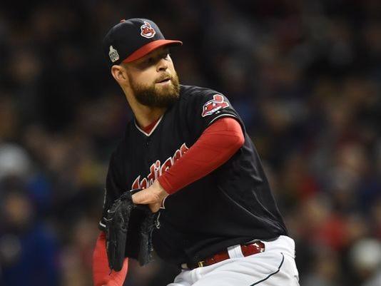 Corey Kluber World Series