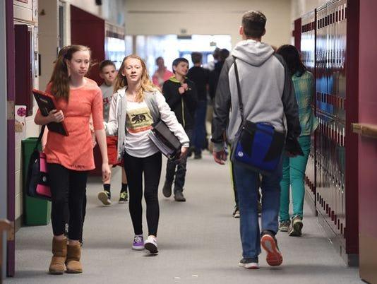 Poudre School District Wellington Middle School