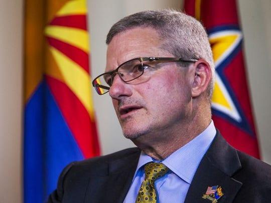 Arizona Department of Economic Security Director Tim
