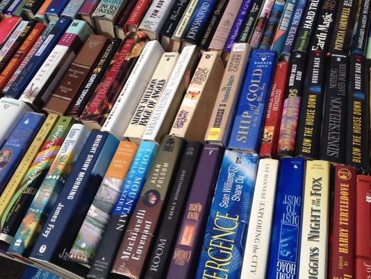 Book sale Muncie
