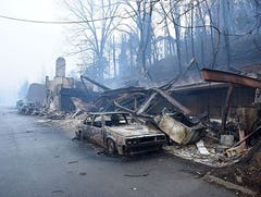 Smell something? Smoke from wildfires drifts into the Tristate