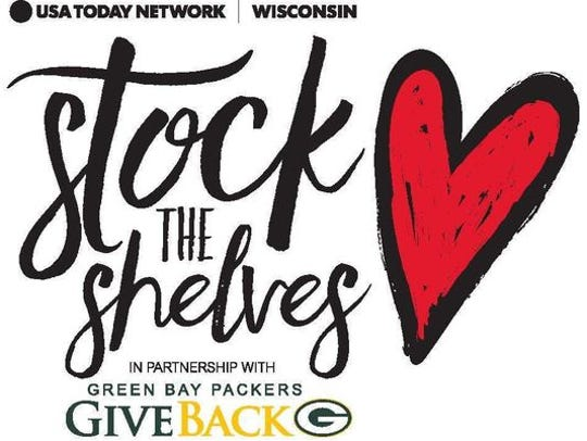 Stock the Shelves logo