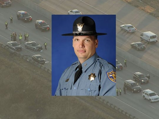 CSP Trooper Cody Donahue