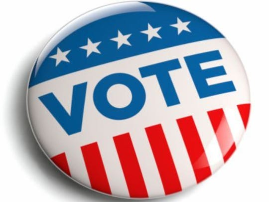 The election is Nov. 5 and polls are open from 6:30 a.m. to 7:30 p.m.
