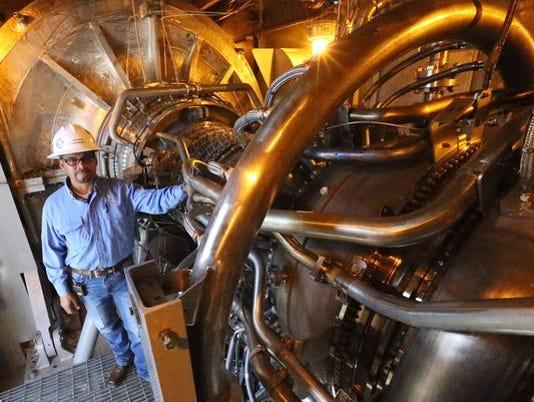 El Paso Electric-Power Plant