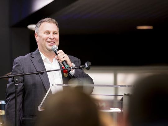 Ohio Republican Party Chairman Matt Borges faces a