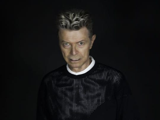 David Bowie's career spanned nearly 50 years.