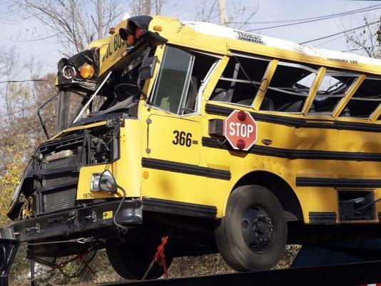 School bus tragedy