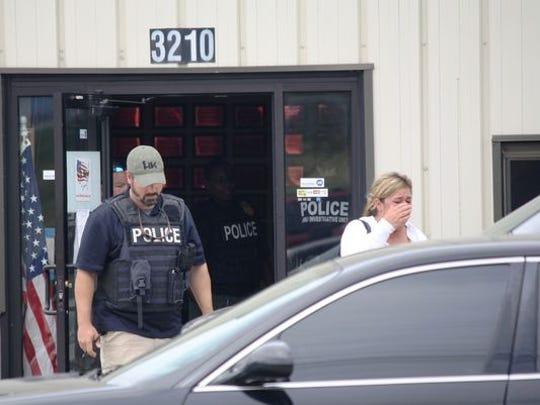 Authorities in August 2015 raided U.S. Beef Cincinnati offices Fairfield.