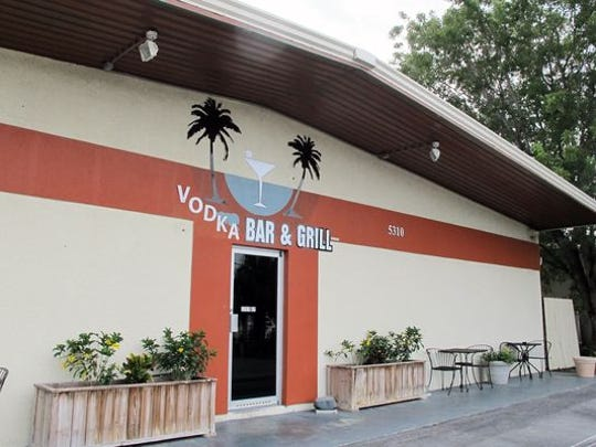 Vodka Bar & Grill has opened in North Naples.