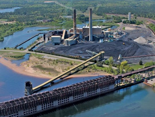We Energies retired its Presque Isle coal-fired plant in the Upper Peninsula on Sunday and is replacing the power with natural gas.