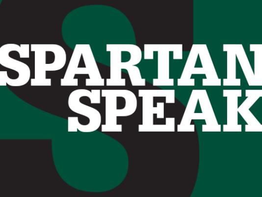 Spartan Speak logo
