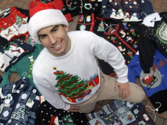 You can show off your ugly Christmas sweater at the Ugly Christmas Sweater Party at 201 the LOFT this weekend.