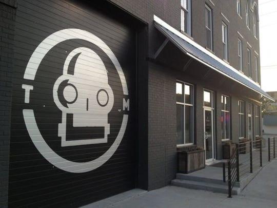 Tin Man in Evansville
