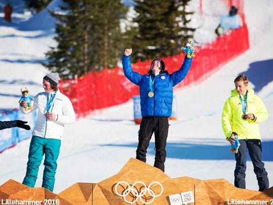 Pinckney native Jake Vedder won a Winter Youth Olympic