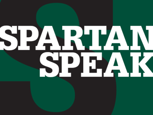 Spartan Speak logo