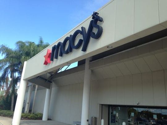 Macy's announced a round of store closings this week but spared from closures were stores at Merritt Square Mall and Melbourne Square mall.