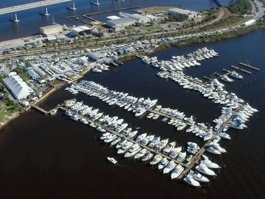The 43rd annual Stuart Boat Show opens Friday in Stuart.