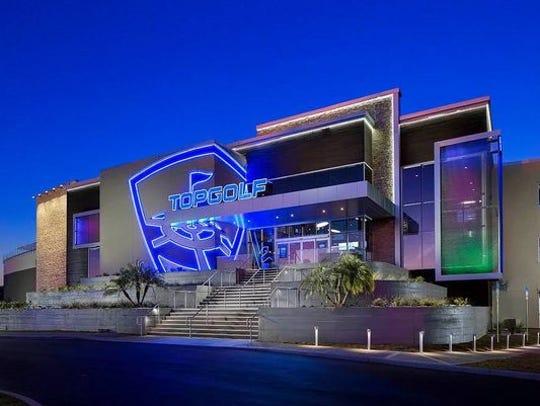 El Paso's Topgolf complex will look similar to its